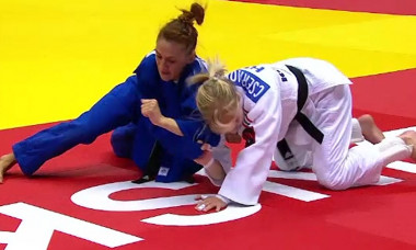 captura ungureanu judo