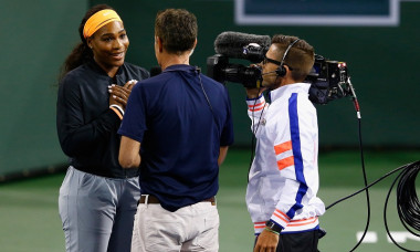 serena williams retragere