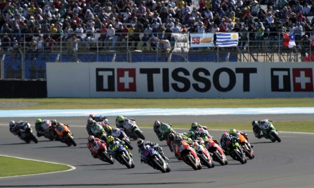 Moto GP cursa