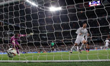 gol cristiano ronaldo real - malaga 3-1