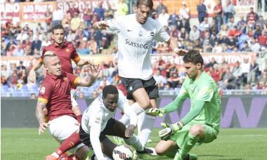 roma - atalanta 1-1