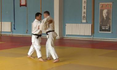 judo kata romania