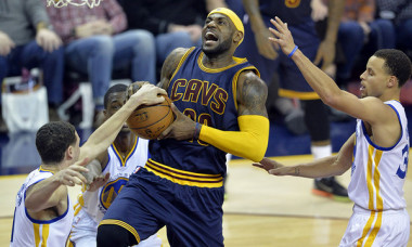 lebron james golden state curry