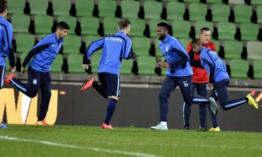 antrenament Steaua