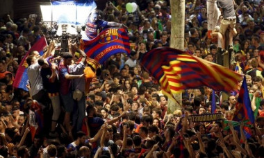 barcelona fiesta mare