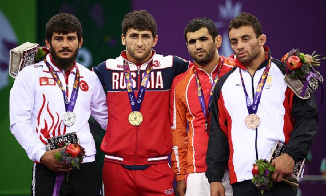 rusia medalii