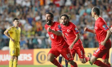 gol arda turan Kazakhstan - turcia