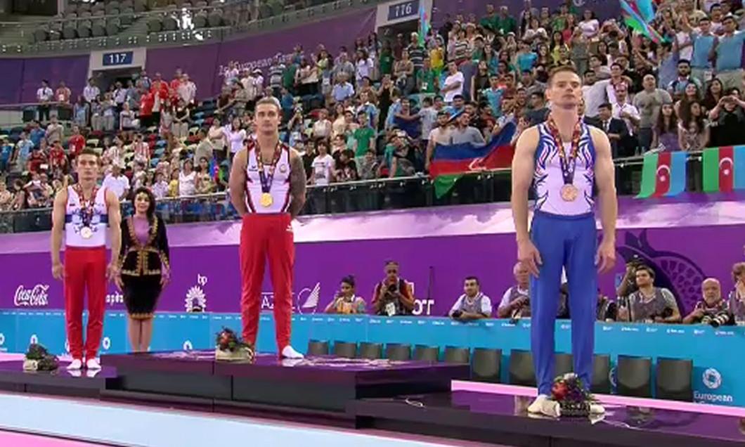 captura gimnastica