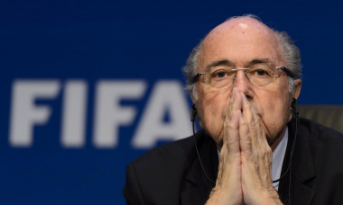 sepp blatter prayer