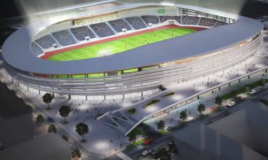 proiect stadion mare pandurii