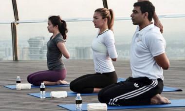 halep yoga