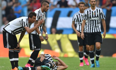 khedira accidentare