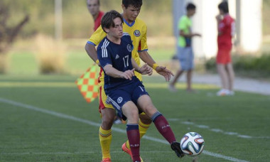 romania - scotia u17