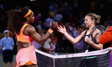 serena williams simona halep