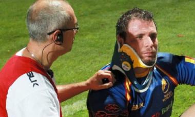 Johan Van Heerden rugby