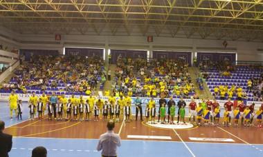 futsal Romania