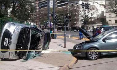 masina accident zamorano