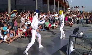 captura flashmob scrima