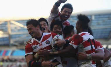 japonia victorie