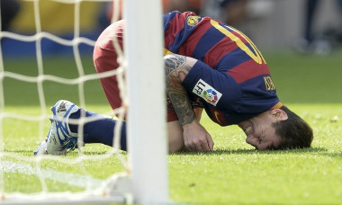 messi accidentare absenta