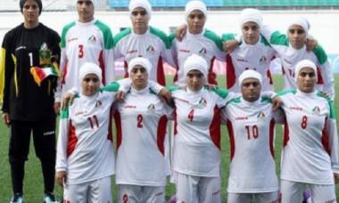 echipa fete iran