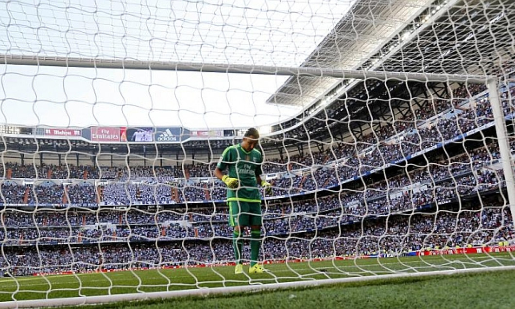 keylor real madr