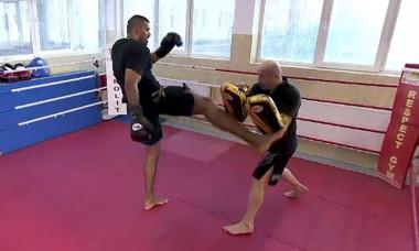 captura benny kickboxing