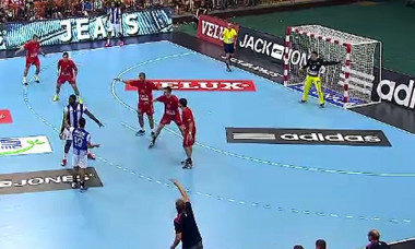 captura handbal porto