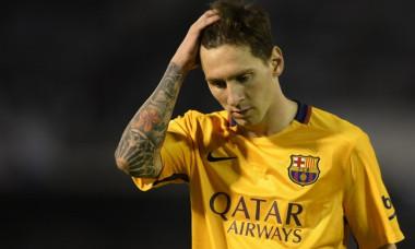 Messi suparat