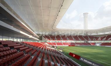 stadion dinamo fotomontaj BUN