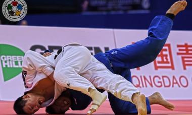 judo wazari
