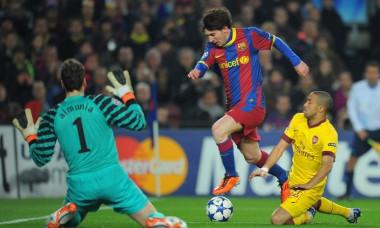 Messi Arsenal