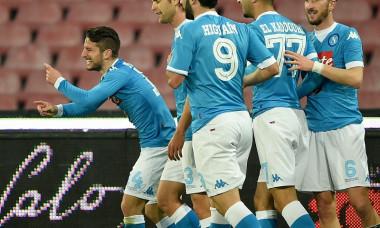 napoli sferturi finala cupa italiei