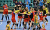 BUCURIE.Romania vs Brazilia handbal
