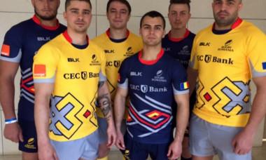 echipament rugby romania