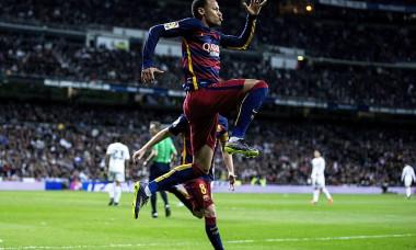 neymar real madrid 1