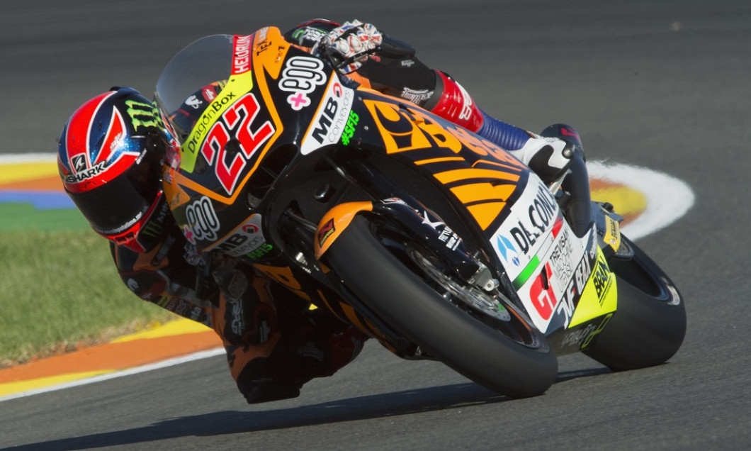Sam Lowes motogp