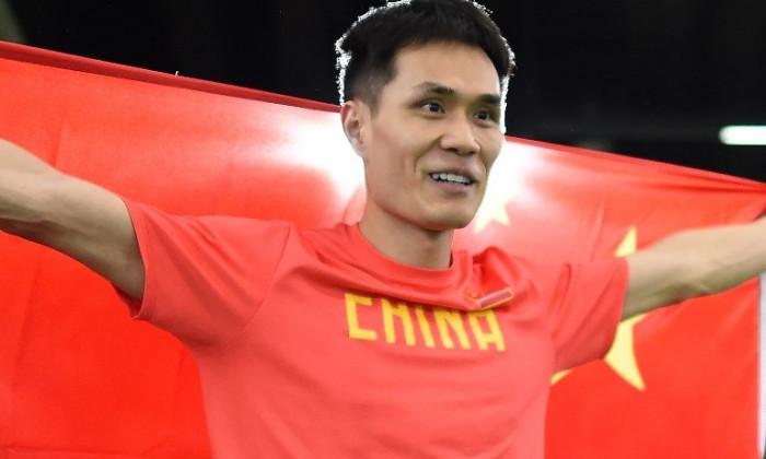 China atletism