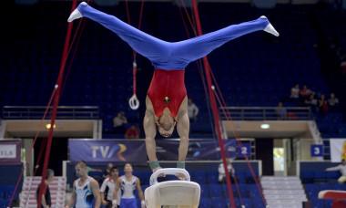 gimnastica romania