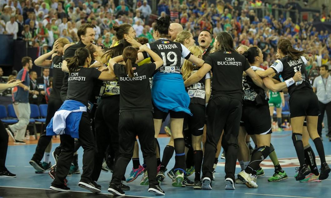 csm bucuresti finala liga campionilor - gyor