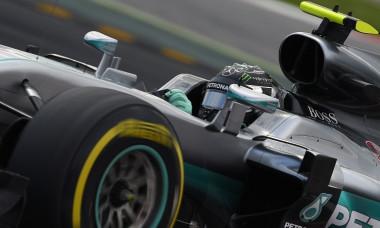 Rosberg antrenamente