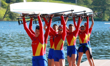 romania rowing