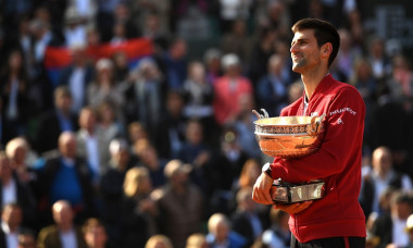 djokovic record RG