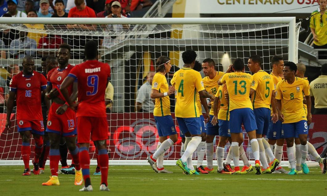 brazilia - haiti 7-1