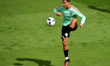 Ronaldo antrenament