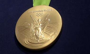 medalie aur rio