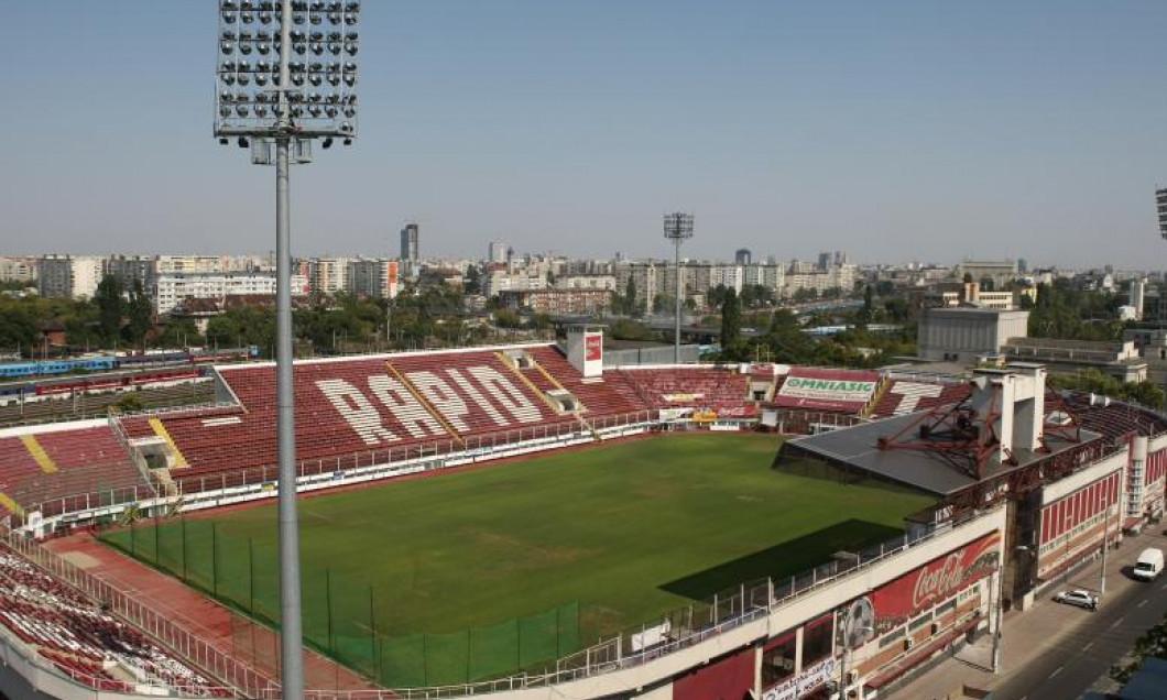 rapid stadion