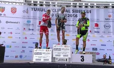 podium Sibiu