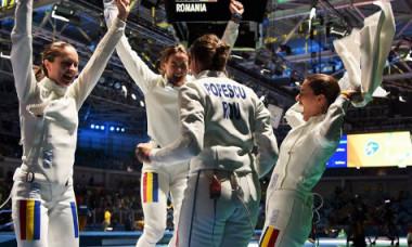 romania campioana olimpica