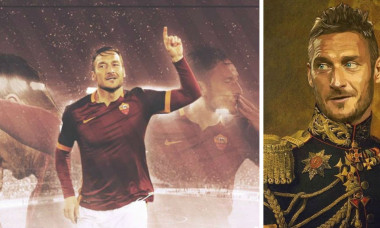 collage totti